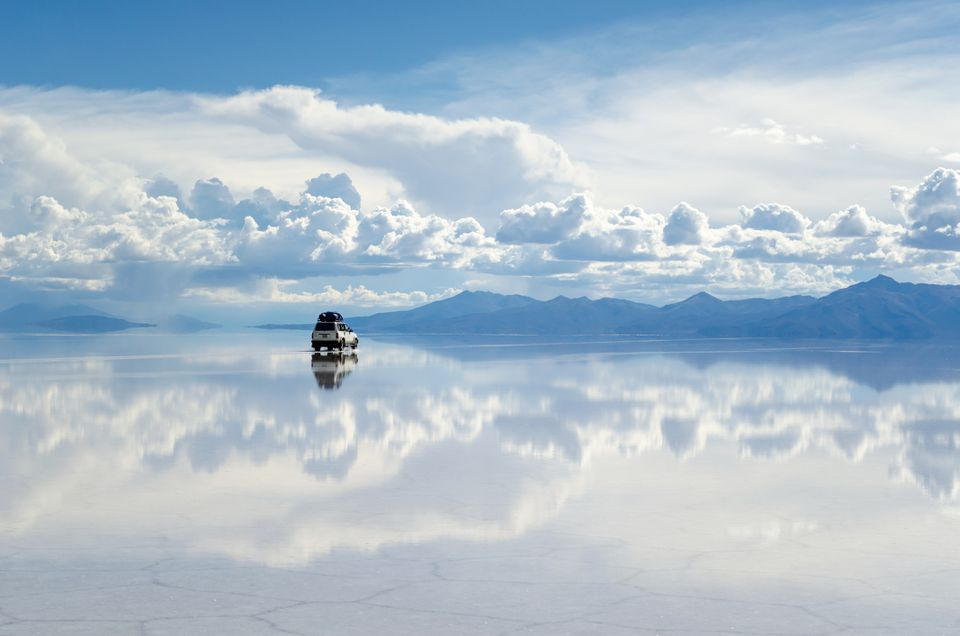 Salar de Uyuni 15 Weirdest Places Around The World You Should Visit In 2020 | ZestRadar