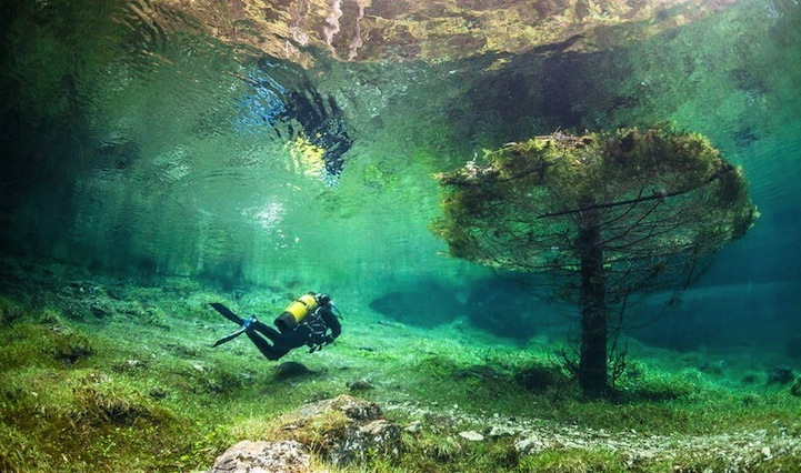Underwater Park | 15 Weirdest Places Around The World You Should Visit In 2020 | ZestRadar
