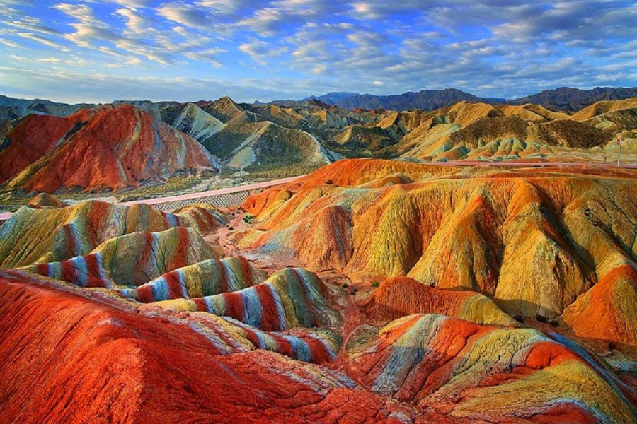 Vinicunca Rainbow Mountain | 15 Weirdest Places Around The World You Should Visit In 2020 | ZestRadar