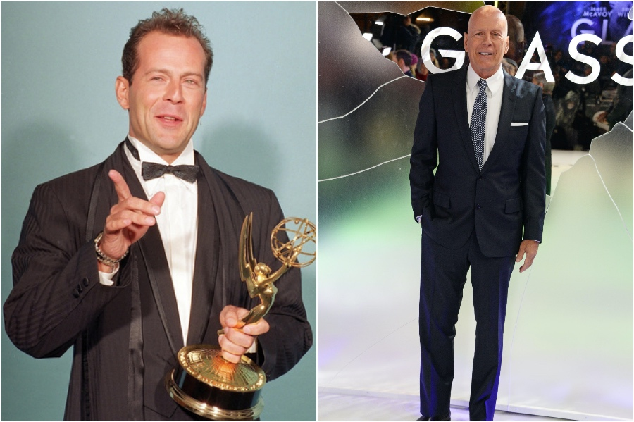 Bruce Willis | What Stars Looked Like at Their First Red Carpet | Zestradar