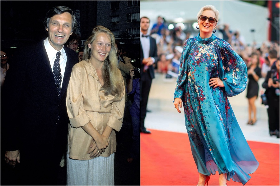 Meryl Streep | What Stars Looked Like at Their First Red Carpet | Zestradar