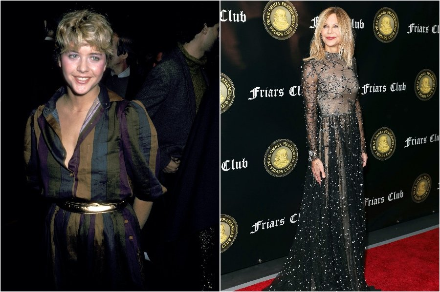 Meg Ryan | What Stars Looked Like at Their First Red Carpet | Zestradar