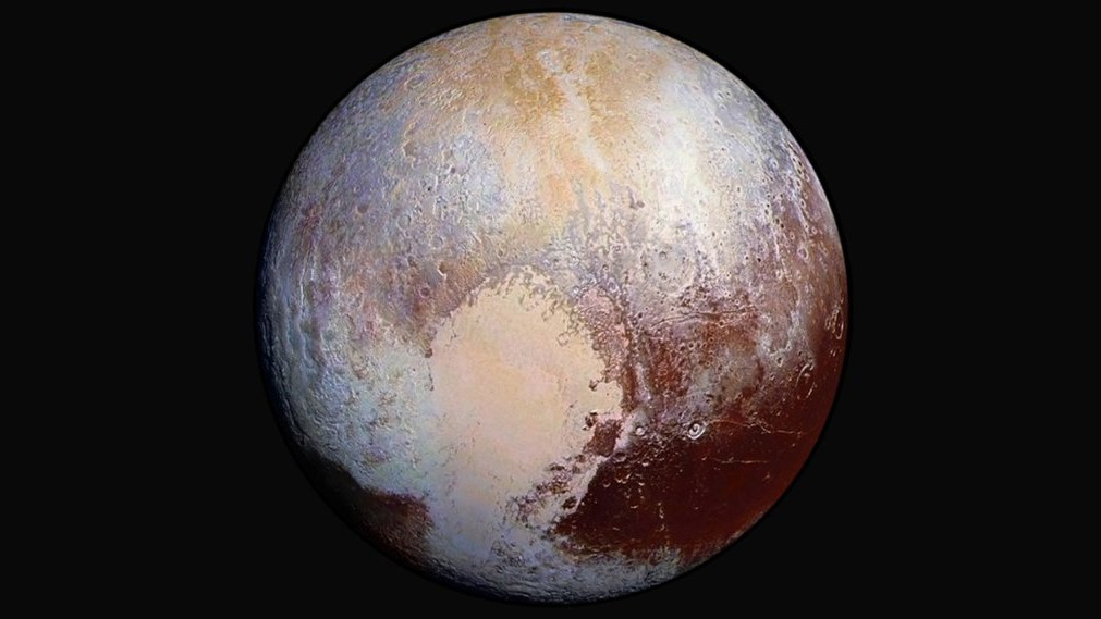 The 'heart' of Pluto | 9 Greatest Scientific Discoveries Of The Decade | Zestradar