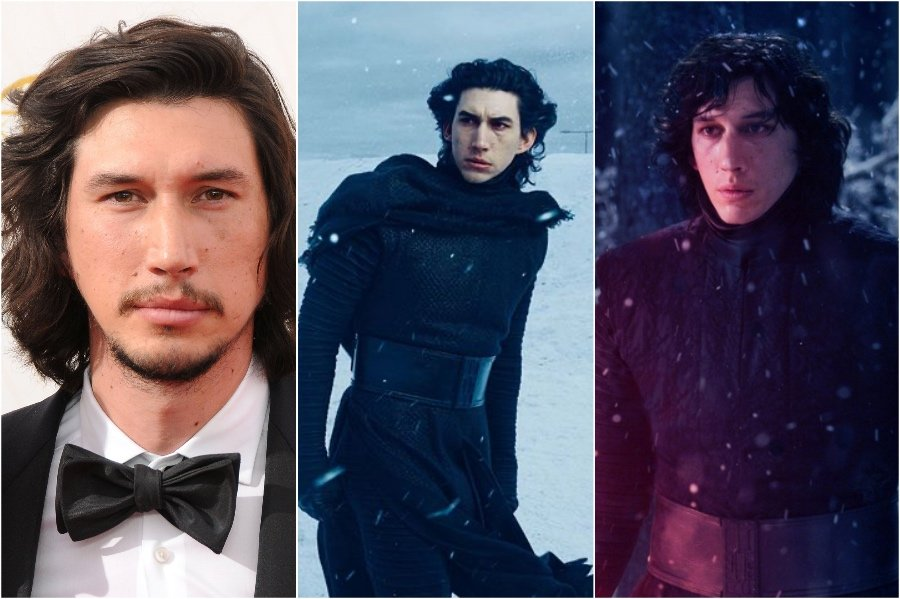 Adam Driver | 10 Male Celebs With The Best Hair |
