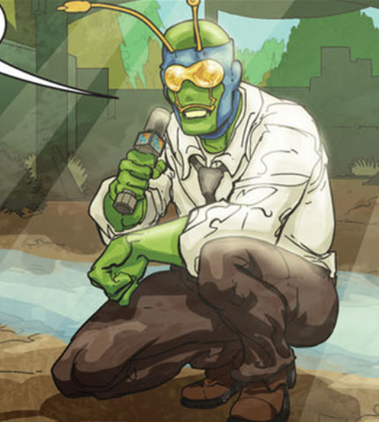 Ambush Bug | What Are The Lamest Superheroes Of All Time? | Zestradar