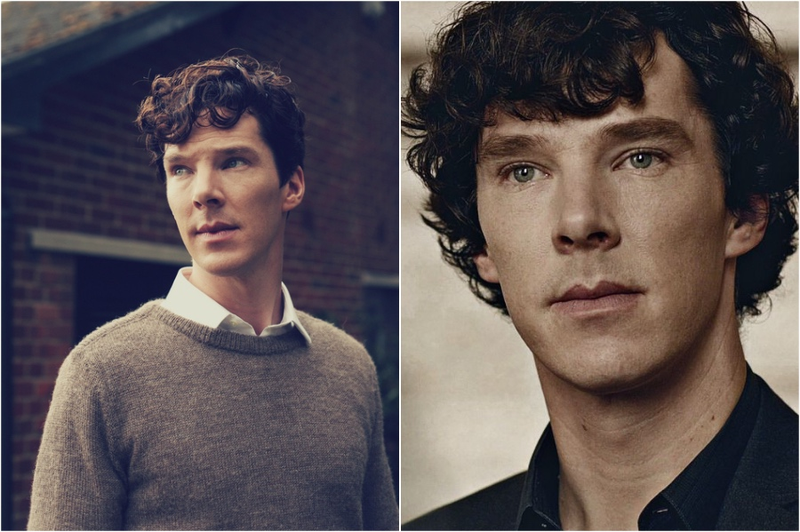 Benedict Cumberbatch | 10 Male Celebs With The Best Hair |