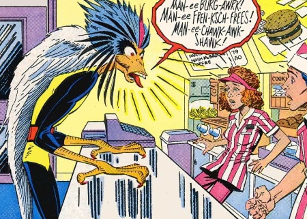 Bird-Brain | What Are The Lamest Superheroes Of All Time? | Zestradar