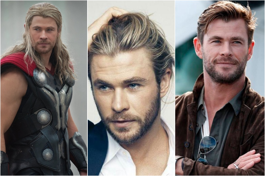 Chris Hemsworth | 10 Male Celebs With The Best Hair | Zestradar