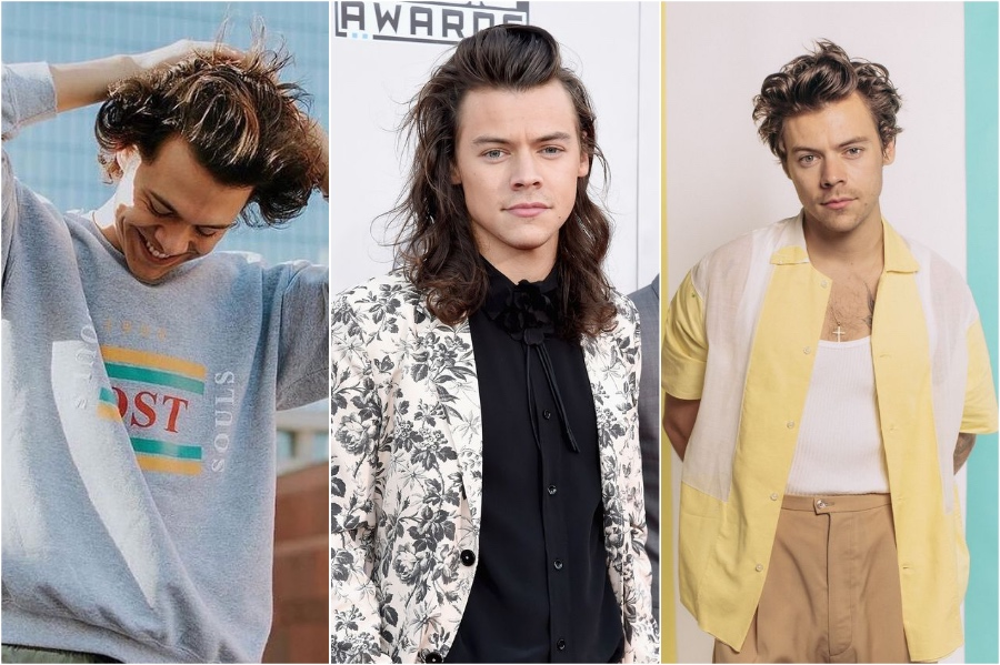Harry Styles | 10 Male Celebs With The Best Hair |
