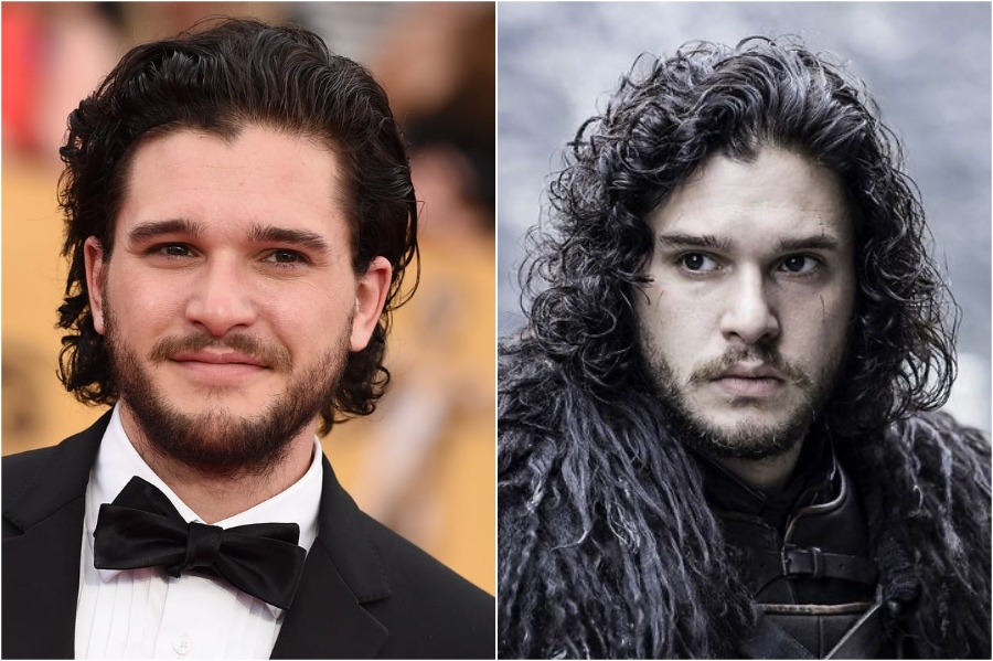 Kit Harington | 10 Male Celebs With The Best Hair |