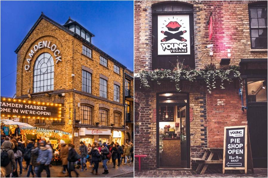 Camden Market | 12 London Tourist Destinations Are So Good Even The Locals Love Them | Zestradar