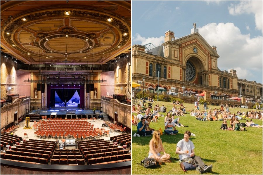 Alexandra Palace | 12 London Tourist Destinations Are So Good Even The Locals Love Them | Zestradar