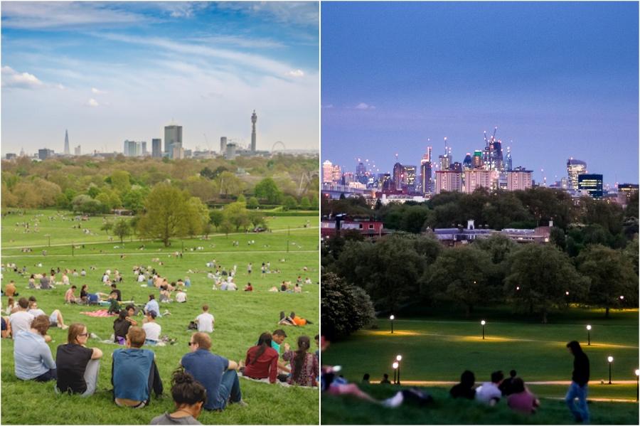 Primrose Hill | 12 London Tourist Destinations Are So Good Even The Locals Love Them | Zestradar