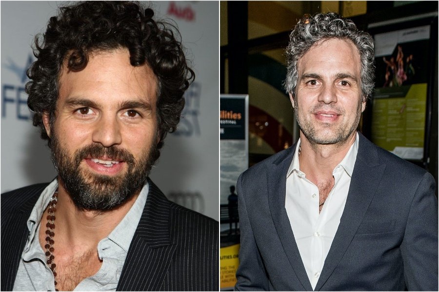 Mark Ruffalo | 10 Male Celebs With The Best Hair |
