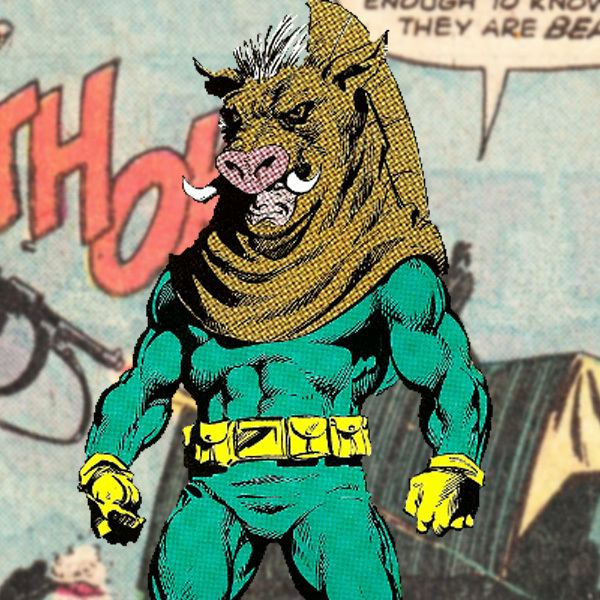 Razorback | What Are The Lamest Superheroes Of All Time? | Zestradar