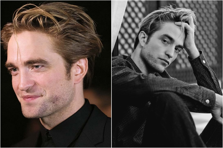 Robert Pattinson | 10 Male Celebs With The Best Hair |