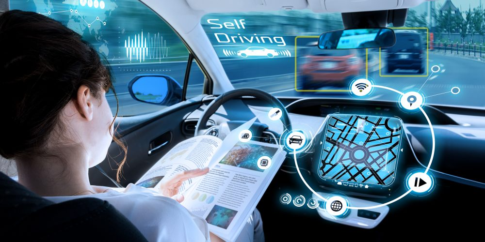 6. Self-driving cars | Top 8 Innovative Products Of The 2010s' | Brain Berries