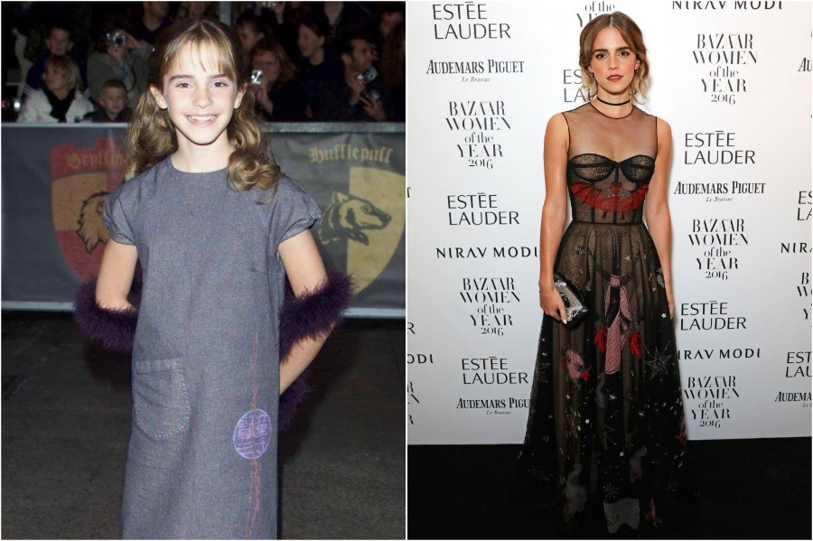 What Stars Looked Like at Their First Red Carpet | Zestradar