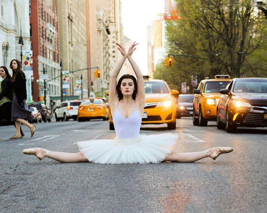 Think Ballet Is Boring? This Ballerina Will Prove You Wrong | Zestradar