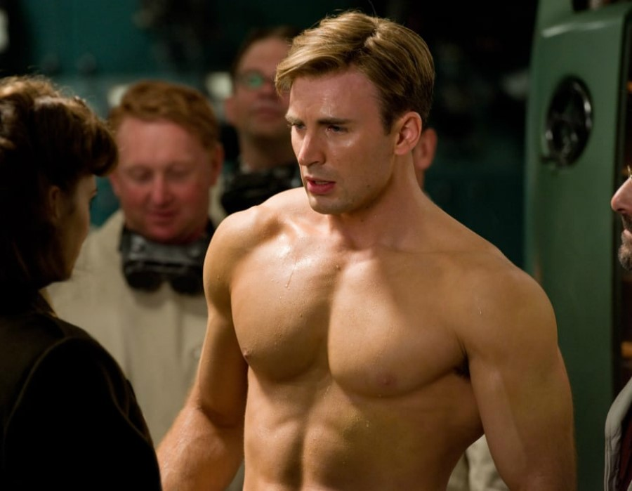 Captain America/ Chris Evans | Ranking The Top Hottest Avangers Ever [In No Particular Order, Except For Iron Man Maybe] | Zestradar