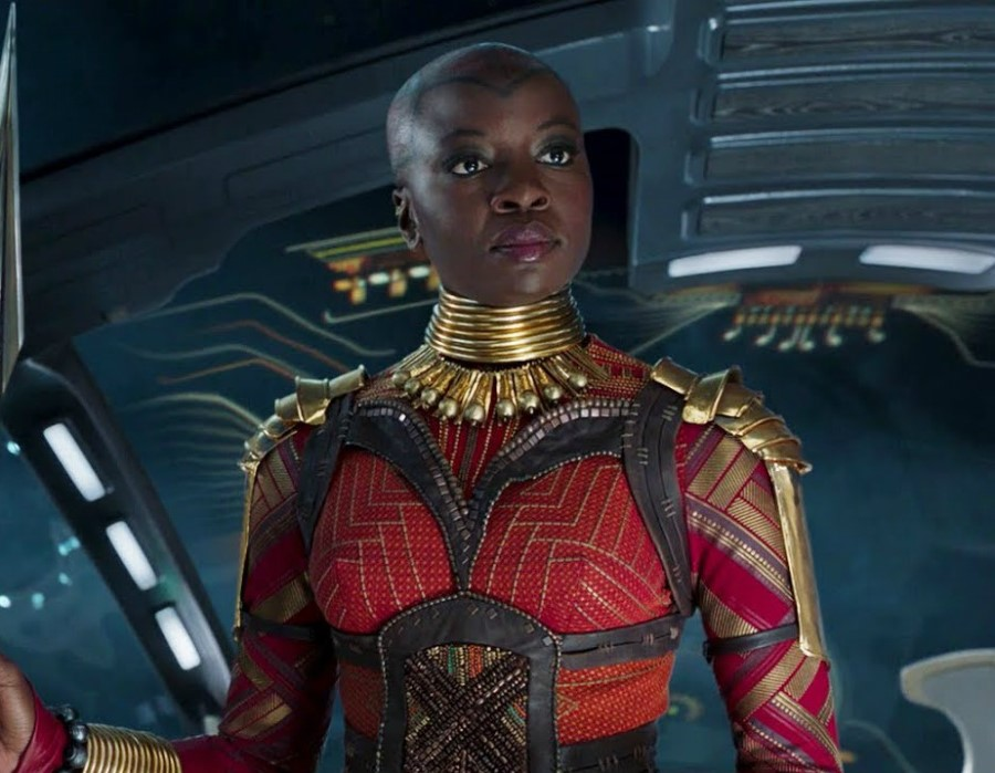 Okoye / Danai Gurira | Ranking The Top Hottest Avangers Ever [In No Particular Order, Except For Iron Man Maybe] | Zestradar