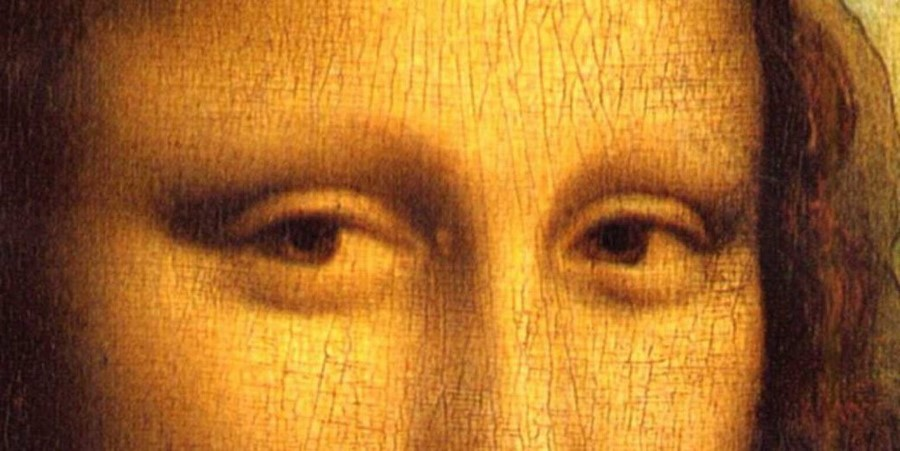#2 | 10 тайн самой знаменитой картины Леонардо да Винчи «Мона Лиза»