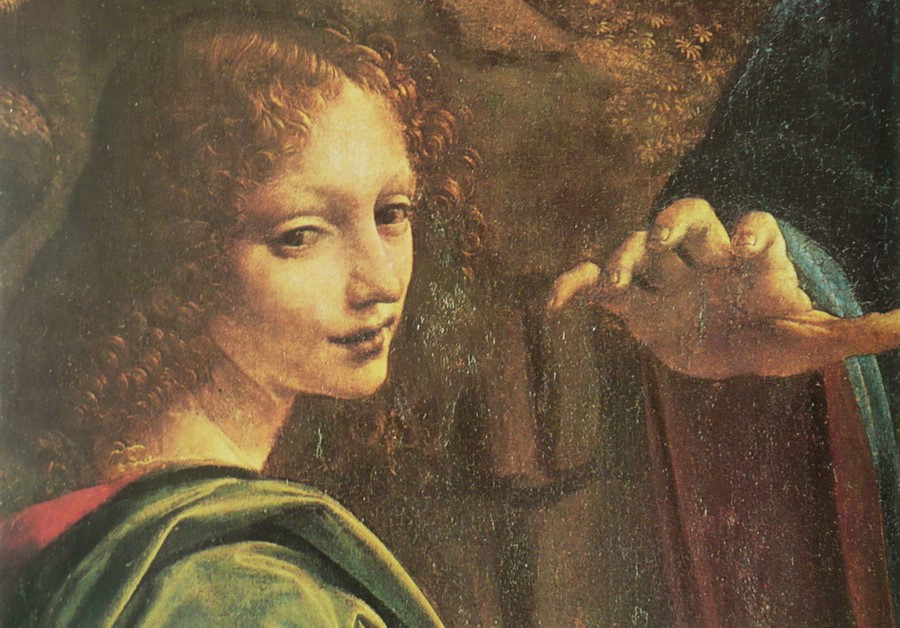 #3 | 10 тайн самой знаменитой картины Леонардо да Винчи «Мона Лиза»