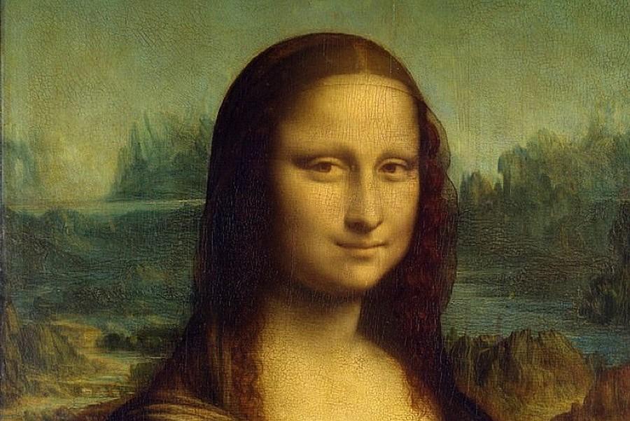 #4 | 10 тайн самой знаменитой картины Леонардо да Винчи «Мона Лиза»