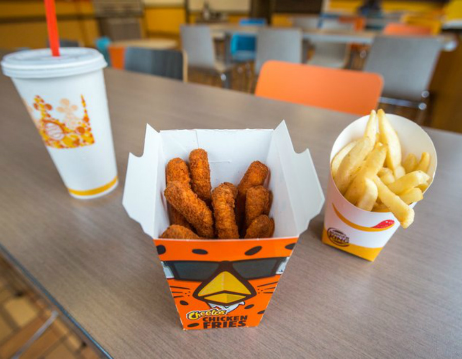 Chicken Fries   Ranking The Top Most Delicious Items On Famous Fast Food Chain Menus   Zestradar