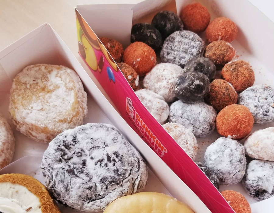 Munchkins   Ranking The Top Most Delicious Items On Famous Fast Food Chain Menus   Zestradar