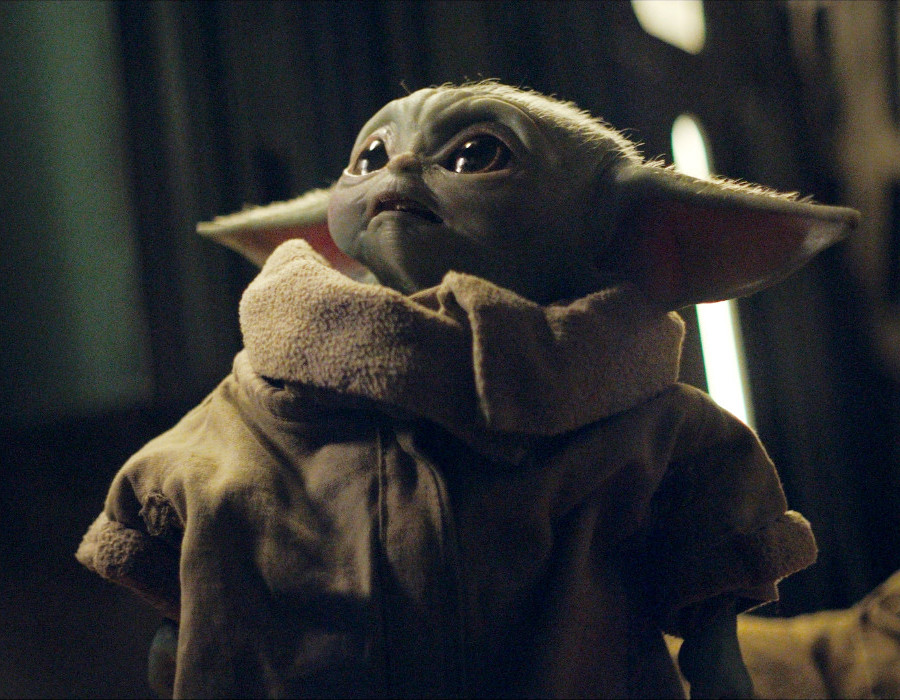 He is heartbreakingly beautiful | Why We Are So Helpless In The Face Of Baby Yoda | Zestradar
