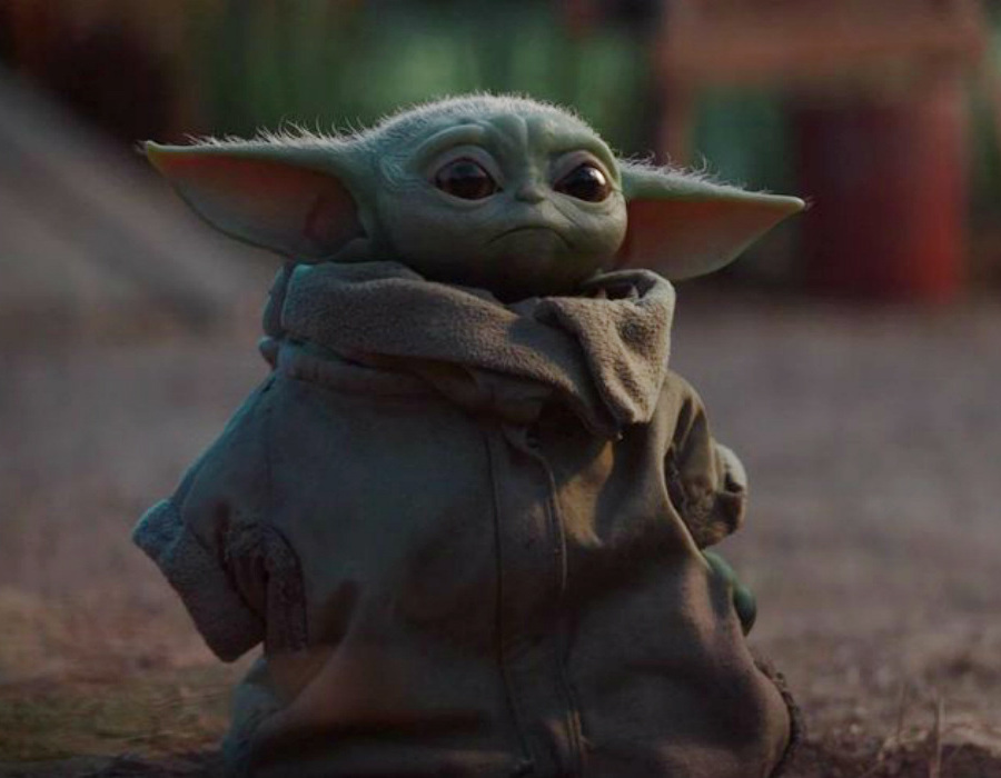 His giant ears | Why We Are So Helpless In The Face Of Baby Yoda | Zestradar