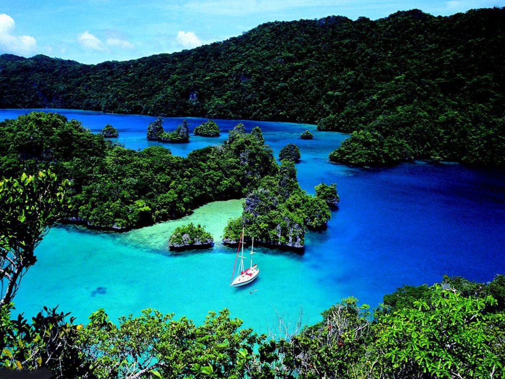 Фиджи   Самые красивые острова планеты   Zwstradar