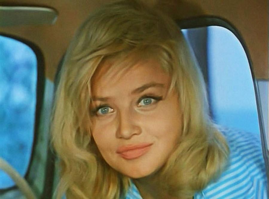 Наталья Кустинская | 10 советских актрис, которые дали бы фору голливудским красоткам | Zestradar