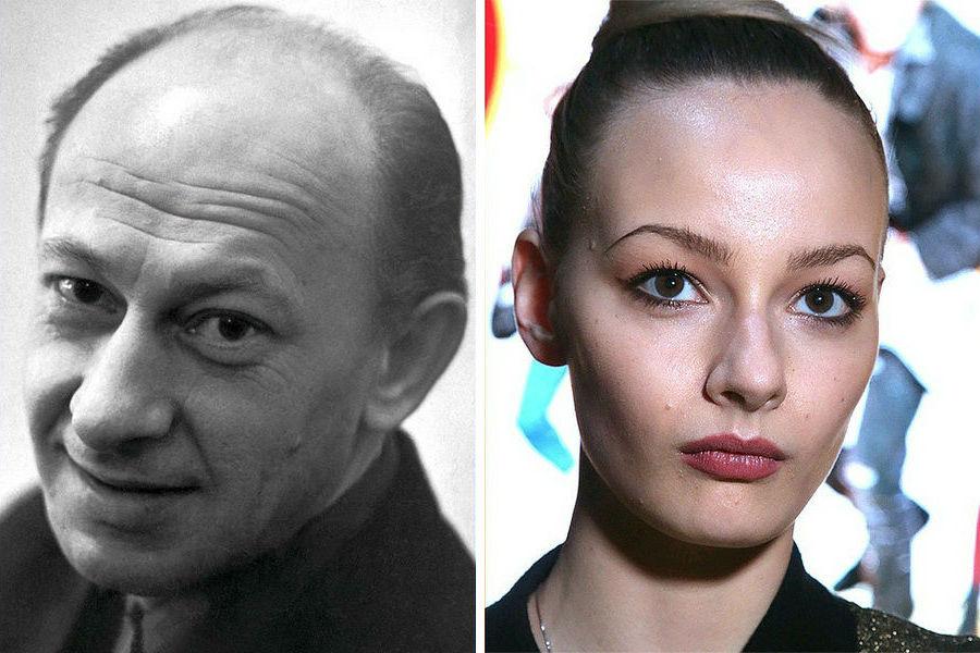 Софья Евстигнеева | Как выглядят и чем занимаются внуки советских знаменитостей | Zestradar