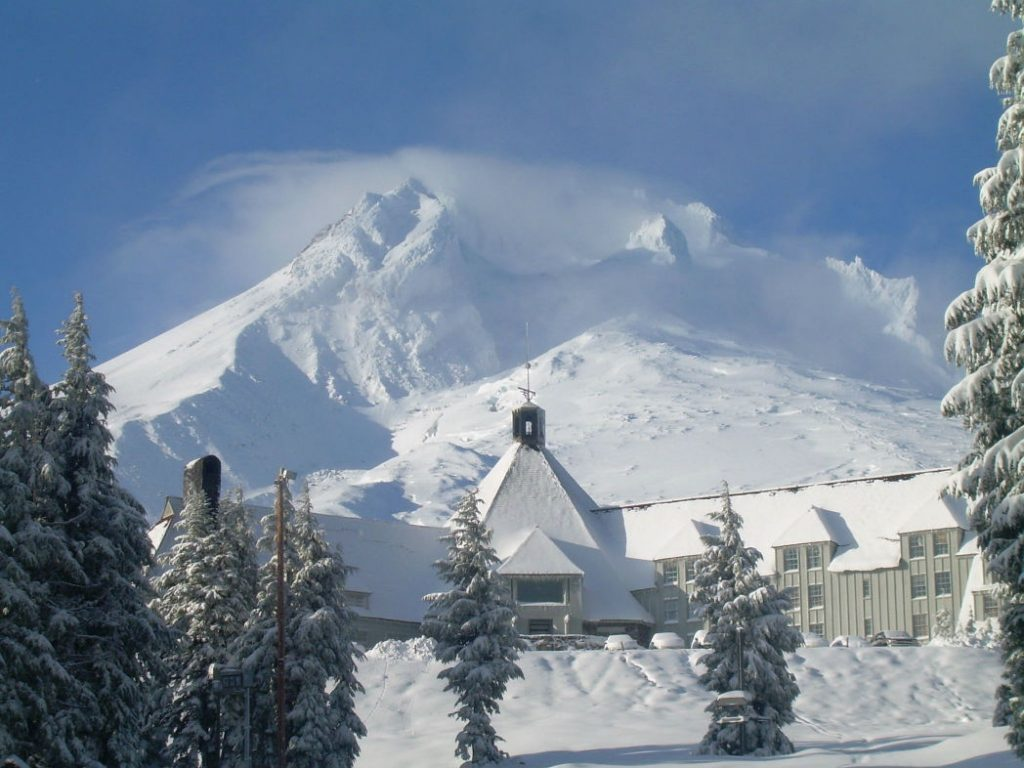 The Shining – Timberline Lodge (Mount Hood, Oregon) | 10 Cool Locations From Famous Movies You Can Visit Right Now | Zestradar