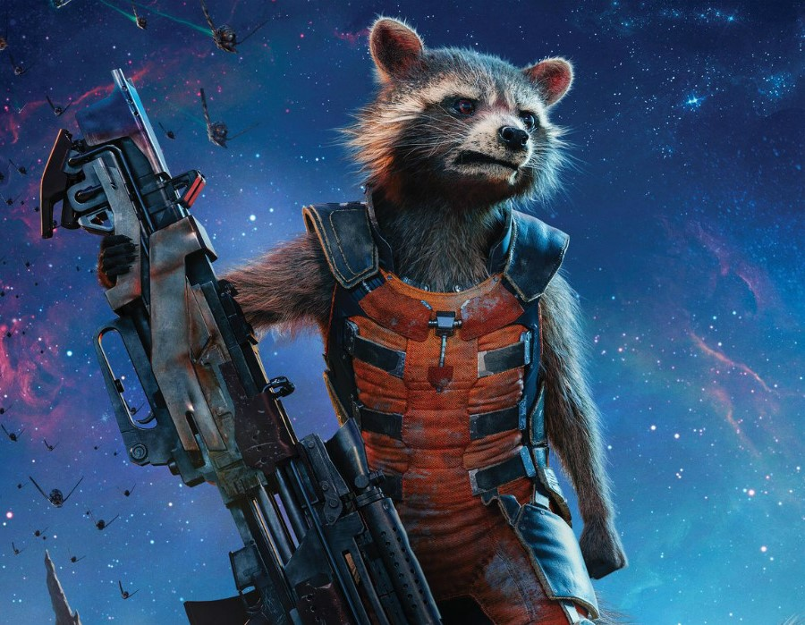 The Rocket Raccoon was inspired by the Beatles song  | We Bet You Didn't Know These 10 Kickass Facts About Marvel Comics | Zestradar