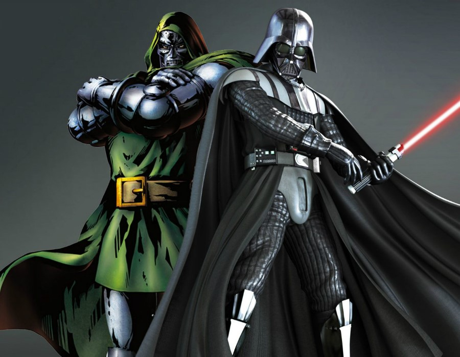 Darth Vader was inspired by Doctor Doom | We Bet You Didn't Know These 10 Kickass Facts About Marvel Comics | Zestradar