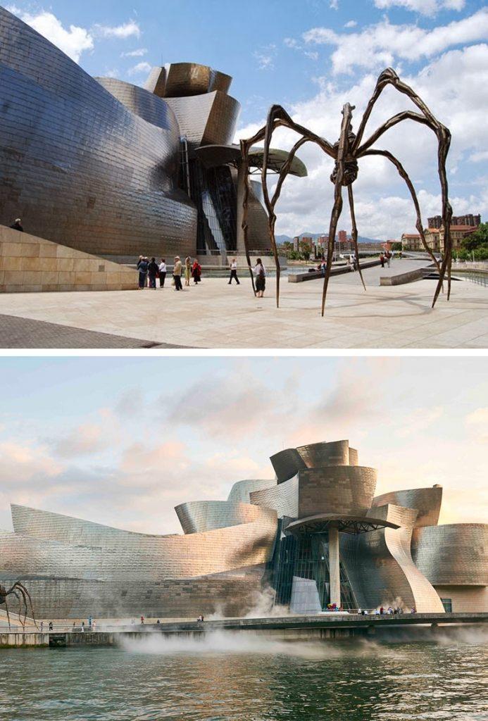 Guggenheim Museum (Bilbao, Spain)   8 Incredible Buildings That Look Like Something From A Parallel Universe   Zestradar