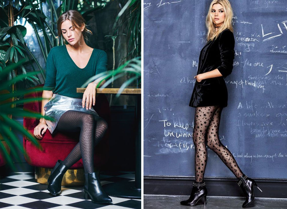 Wearing nylon tights | 9 Habits That Make You Look Old And Get You Sick | Zestradar