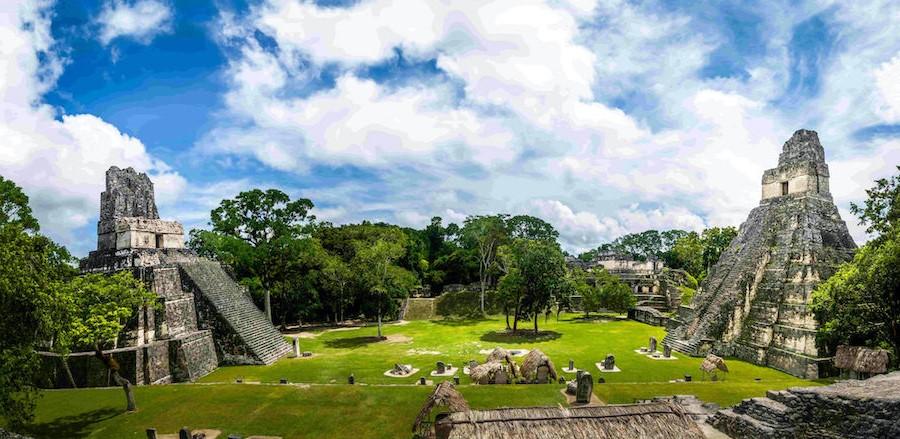 Mayan Pyramids of Tikal | 7 Ancient Pyramids Around The World | Zestradar