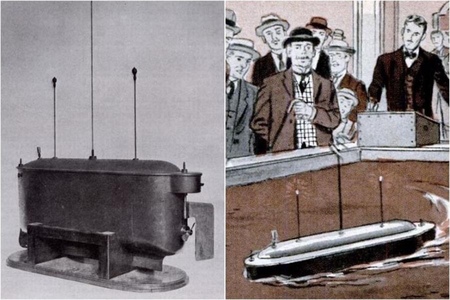 Robots | 6 Crazy Tesla Inventions That Never Got Built | Zestradar