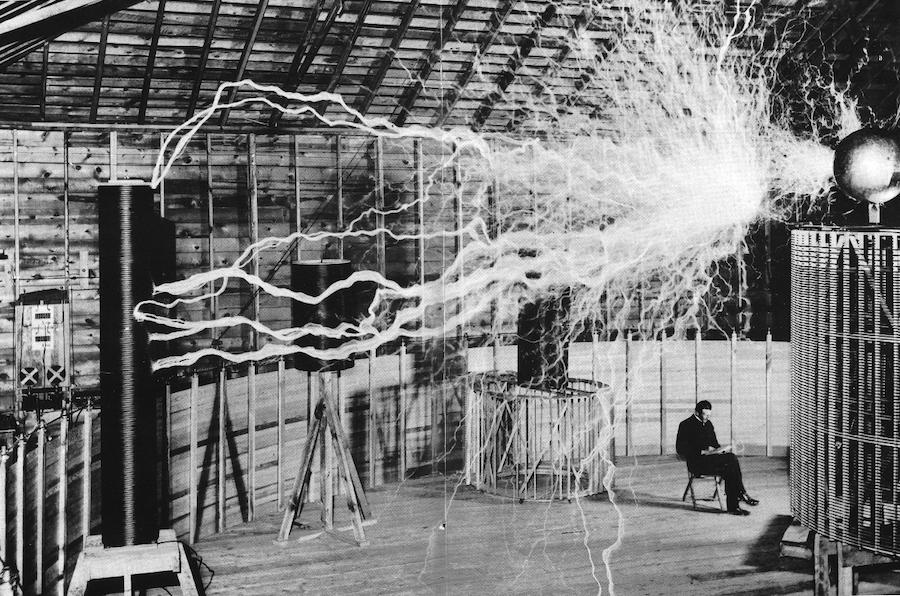 Earthquake Machine | 6 Crazy Tesla Inventions That Never Got Built | Zestradar