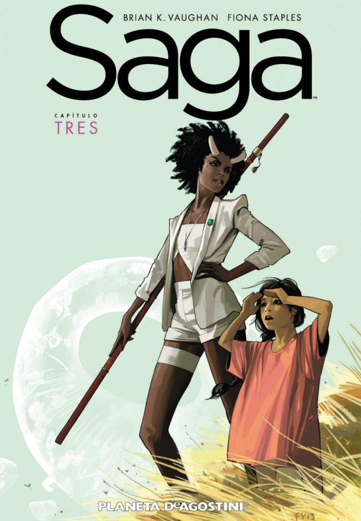 Saga | Top 10 Greatest Comics You Must Read Before You Die | Zestradar