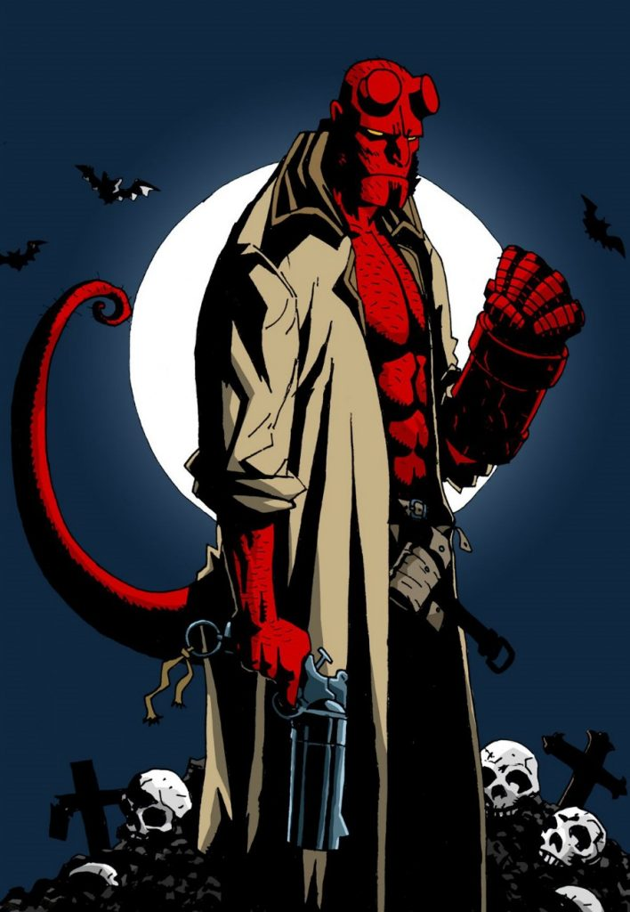 Hellboy | Top 10 Greatest Comics You Must Read Before You Die | Zestradar