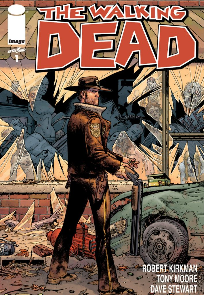 The Walking Dead  | Top 10 Greatest Comics You Must Read Before You Die | Zestradar