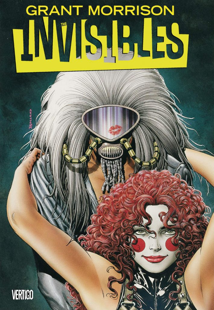 Invisibles  | Top 10 Greatest Comics You Must Read Before You Die | Zestradar