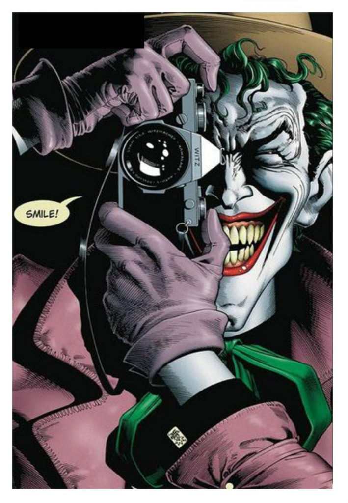 Batman: The Killing Joke | Top 10 Greatest Comics You Must Read Before You Die | Zestradar