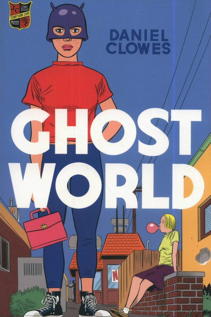 Ghost World | Top 10 Greatest Comics You Must Read Before You Die | Zestradar