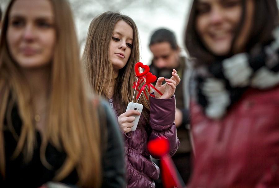 Германия | День святого Валентина: необычные традиции в разных странах мира | Zestradar